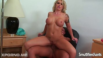 Busty blonde nurse, Brooke Haven likes to have casual sex with her patients, quite often